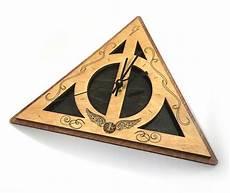 Uhr Malvorlagen Harry Potter Harry Potter Deathly Hallows Clock Uhrideen Heiligt 252 Mer