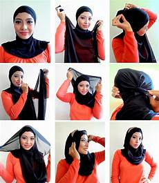 New Tutorial Jilbab Yg Praktis