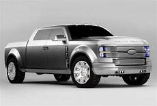 truck rewind ford super chief concept a modern luxury