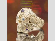 Skull Engagement Rings   CustomMade.com