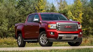 2020 GMC Canyon Preview Pricing Release Date