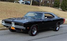 1969 Dodge Charger 440 R/T SE For Sale 77521  MCG