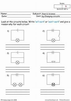 Circuits Worksheet Homeschooldressage