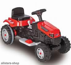jamara kindertraktor ride on traktor mit elektromotor