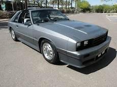 best car repair manuals 1985 mercury capri electronic throttle control buy used 1985 mercury capri 30k original box a titled mi clean carfax like 5 0 mustang gt in