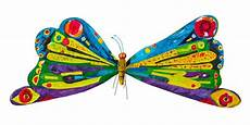 a beautiful butterfly puppet from the hungry