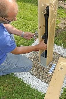 wasserzapfsäule selber bauen wasserzapfstelle im garten garten g 228 rten