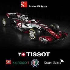 Sauber F1 Team Alfa Romeo Concept Livery Davide Quagliani