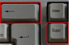 retour en arrière en anglais ringeval informatique le clavier