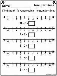 addition worksheets using number line 8951 comprendre le sens de l addition et de la soustraction mathematics math