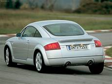 Audi Tt Coupe 1999 Picture 9 Of 12