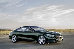 独メルセデス、Sクラスクーペを正式発表  自動車 メルセデス・ベンツ 新車情報ニュースまとめ