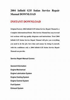 security system 2004 infiniti g free book repair manuals 2004 infiniti g35 sedan service repair manual download by yuzijiang01 126 com zijiang issuu