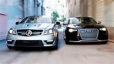 Audi Vs Mercedes - 2014 audi rs5 vs 2014 mercedes c63 507 coupe