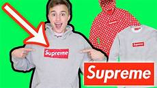 supreme buy diy 2000 supreme hoodie for cheap