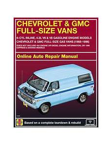 online auto repair manual 1994 gmc 2500 electronic valve timing service repair manuals for gmc g2500 for sale ebay