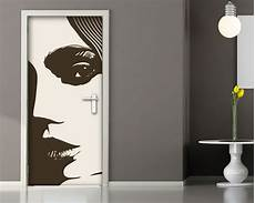 stickers per porte interne adesivo per porta sensuale bellezza sticker per porte