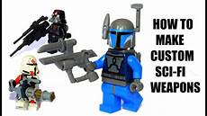 5 cool lego wars modern weapons tutorial lego moc