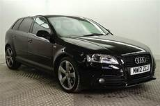 2012 Audi A3 Sportback Tdi S Line Special Edition Diesel