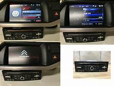 car radio citroen c5 rt6 gps nav satnav sat kit rt6 rneg2