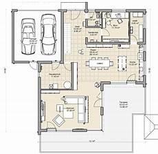 Coller Grundriss F 252 R Ein Doppelhaus Mit Garage Dazwischen