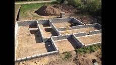 Etapes De Construction D Un Maison Rt 2012 En Brique