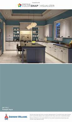 i found this color with colorsnap 174 visualizer for iphone by sherwin williams tranquil aqua sw