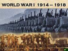 the great war the great war