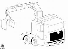 Ausmalbilder Lkw Mit Kran Ausmalbild Truck Mit Kran Ausmalbilder Kostenlos Zum