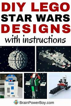lego wars designs you can build