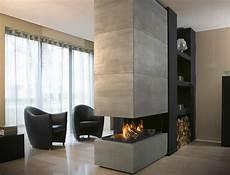 Kamine Aus Beton Ein Attraktives Aussehen Und Stil
