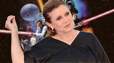 carrie fisher wars carrie fisher prepping for wars vii shoot