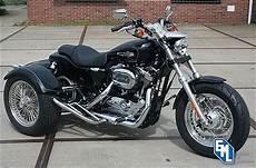 Harley Davidson Sporster Trike Kit T 214 Llsj 214 Bytbil