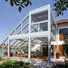Terrassenüberdachung Trotz Balkon - zweist 246 ckige cabrio veranda 174 integriert den bisherigen