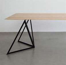 monoqi stahl tischst 252 tzen schwarz steel table legs