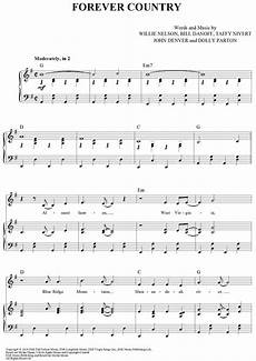forever country sheet music by artists of then now forever sheet music pianos and music music