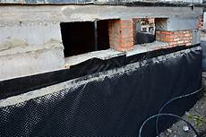 don t seal the gap between your basement floor wall