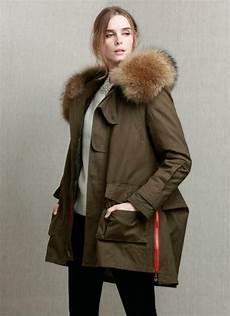 2017 warm womens fur coat parka large real fur