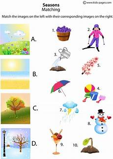 worksheets seasons and clothes 14754 worksheets it s to learn