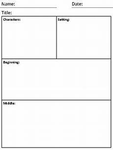 story summarizing worksheet by lk squared creations tpt
