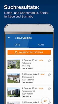 immoscout24 schweiz android apps auf play