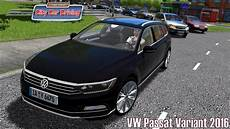 City Car Driving Vw Passat Variant 2016 Hd