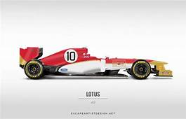 AUSmotivecom &187 Taking F1 Liveries Back To The Future Again