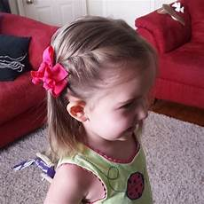 Hairstyle For 4 Year