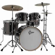Gretsch Drums Energy Vb 5 Drum Set With Zildjian