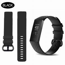 Silicone Band Replacement Fitbit by Akdsteel For Fitbit Charge 3 Replacement Band Silicone
