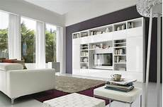 foto soggiorni soggiorno bianco lucido soggiorno moderno l 408 h 217