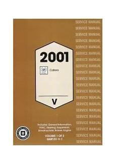 small engine service manuals 2001 cadillac eldorado head up display 2001 cadillac catera factory service manual