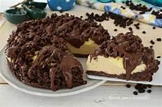 torta crema pasticcera e nutella torta sbriciolata nutella caffe e crema dolce senza cottura