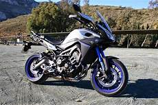 2015 2016 Yamaha Mt 09 Tracer Extended Range Of